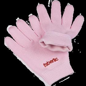 Увлажняющие силиконовые перчатки Faberlic