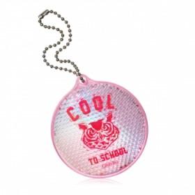 Светоотражатель «Сова» Faberlic цвет Розовый