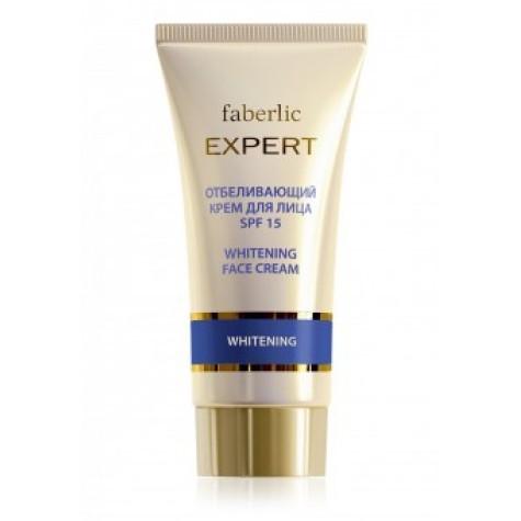 Отбеливающий крем для лица «Expert» Faberlic