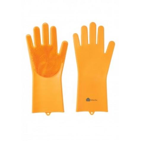 Универсальные силиконовые перчатки Faberlic