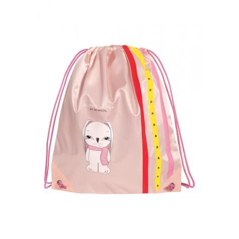 Мешок для обуви «Bunny» Faberlic цвет Розовый