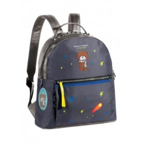 Рюкзак «Teddy» Faberlic цвет Чёрный