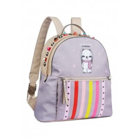Рюкзак «Bunny» Faberlic цвет Бежевый