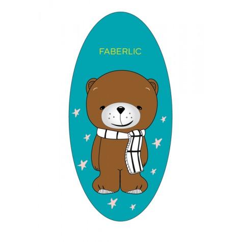 Наклейка светоотражающая «Teddy» Faberlic