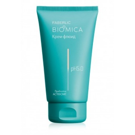 Крем-флюид для лица, рук и тела «Biomica» Faberlic