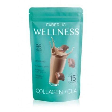 Протеиновый коктейль «Wellness» Faberlic со вкусом шоколада