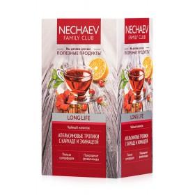 Чайный напиток Long Life «Апельсиновые тропики» Faberlic с каркаде и эхинацеей