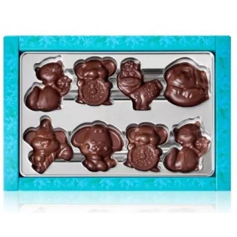 Набор молочного шоколада «Зверюшки» Faberlic
