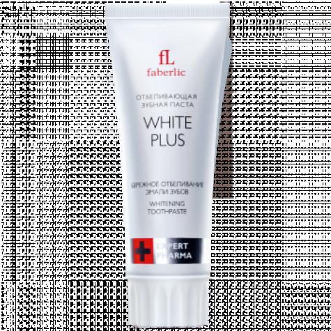 Отбеливающая зубная паста «White Plus» Faberlic