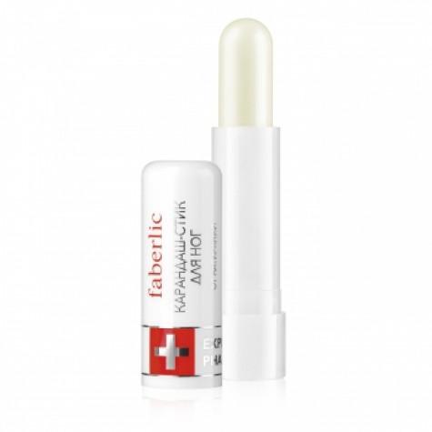 Карандаш-стик от натирания кожи ступней «Expert Pharma» Faberlic