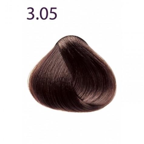 Стойкая крем-краска «Максимум цвета» Faberlic тон Темный каштан шоколадный 3.05