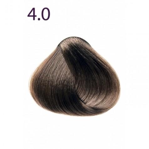 Стойкая крем-краска «Максимум цвета» Faberlic тон Каштан 4.0