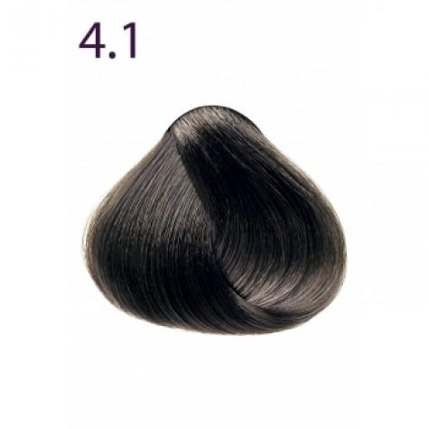 Стойкая крем-краска «Максимум цвета» Faberlic тон Каштан пепельный 4.1