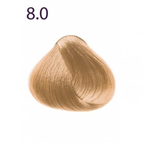 Стойкая крем-краска «Максимум цвета» Faberlic тон Светлый блондин 8.0