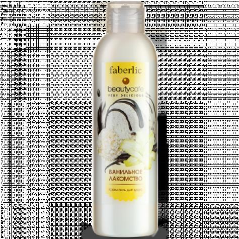Крем-гель для душа «Ванильное лакомство» Faberlic