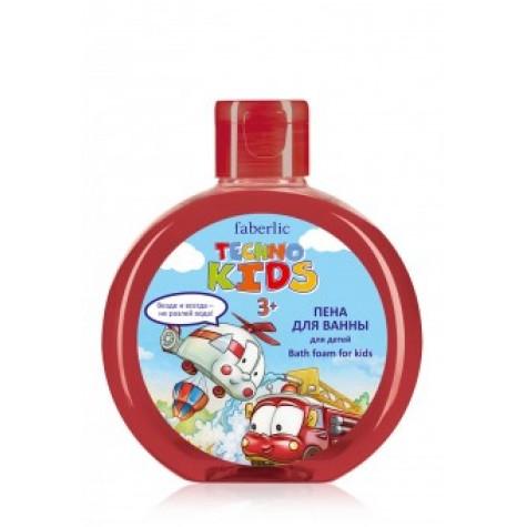 Пена для ванны для детей Faberlic