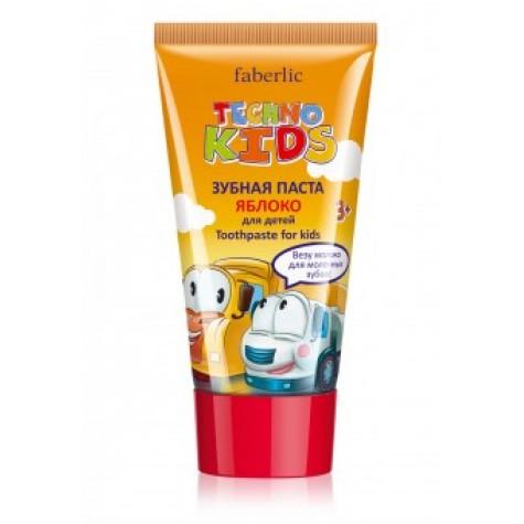 Зубная паста для детей «Яблоко» Faberlic