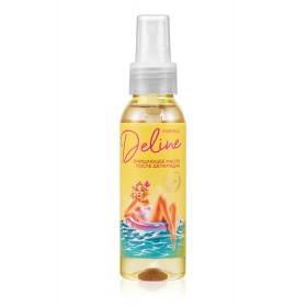 Очищающее масло после депиляции «Орхидея и масло мурумуру» Deline Faberlic