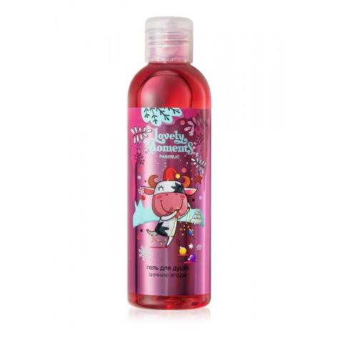Гель для душа «Зимние ягоды» Faberlic