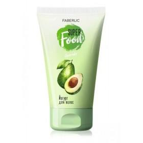 Шампунь-йогурт для всех типов волос «Авокадо» Faberlic