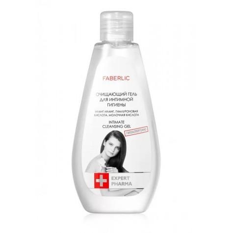 Очищающий гель для интимной гигиены с иланг-илангом «Expert Pharma» Faberlic