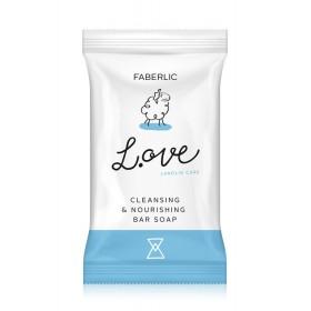 Фигурное туалетное мыло «L.OVE» Faberlic
