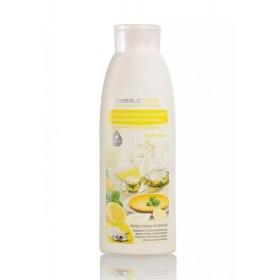 Концентрированный гель для мытья посуды с биоэнзимами «Лимон и мята» Faberlic