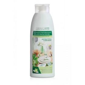 Концентрированный гель для мытья посуды 2 в 1 «Чистота и защита» Faberlic