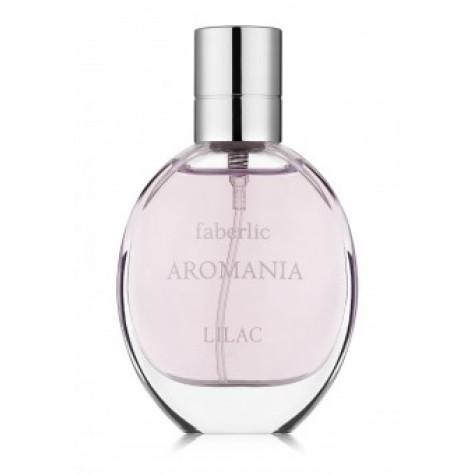 Туалетная вода для женщин «Aromania Lilac» Faberlic