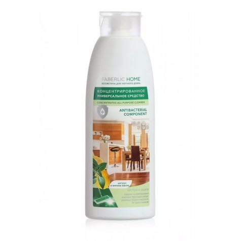 Концентрированное универсальное средство «Чистота и защита» Faberlic