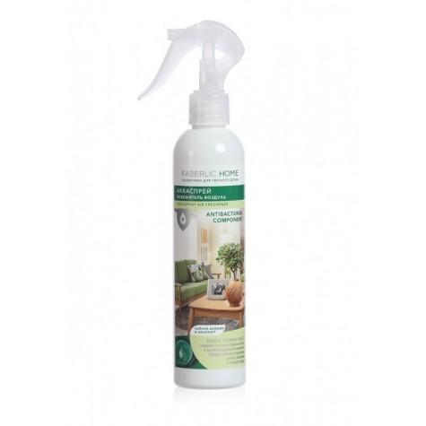 Акваспрей освежитель воздуха с эфирными маслами «Чайное дерево и лаванда» Faberlic