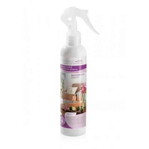 Акваспрей-освежитель воздуха антитабак «Сицилийский бергамот» Faberlic