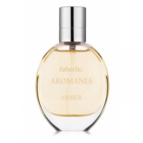 Туалетная вода для женщин «Aromania Amber» Faberlic