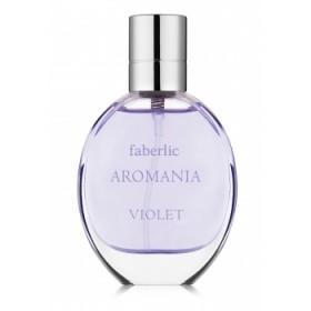 Туалетная вода для женщин «Aromania Violet» Faberlic