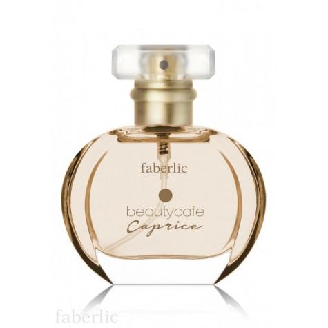 Парфюмерная вода для женщин «Beauty Cafe Caprice» Faberlic, 30 мл