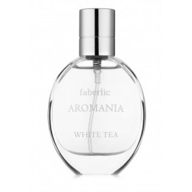 Туалетная вода для женщин «Aromania White tea» Faberlic