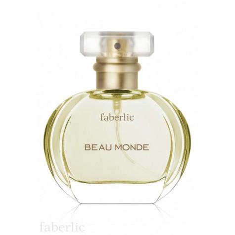 Парфюмерная вода для женщин «Beau Monde» Faberlic, 30 мл