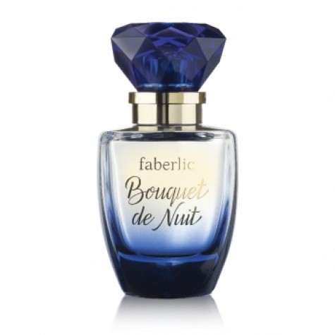 Парфюмерная вода для женщин «Bouquet de Nuit» Faberlic