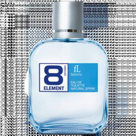 Туалетная вода для мужчин «8 Element» Faberlic
