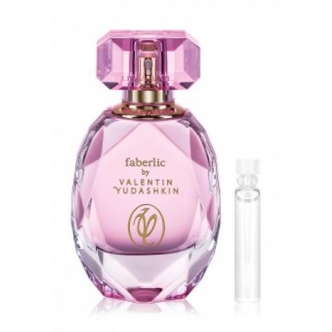 Пробник парфюмерной воды для женщин by Valentin Yudashkin Rose Faberlic