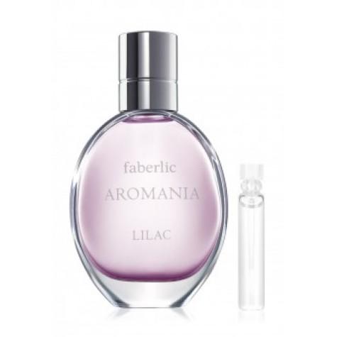 Пробник туалетной воды для женщин «Aromania Lilac» Faberlic