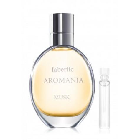 Пробник туалетной воды для женщин «Aromania Musk» Faberlic