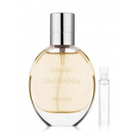Пробник туалетной воды для женщин «Aromania Mango» Faberlic