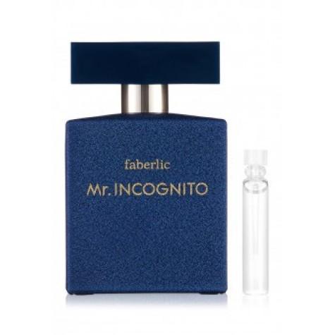 Пробник туалетной воды для мужчин «Mr. Incognito» Faberlic