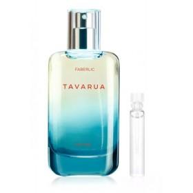 Пробник парфюмерной воды для женщин «Tavarua» Faberlic