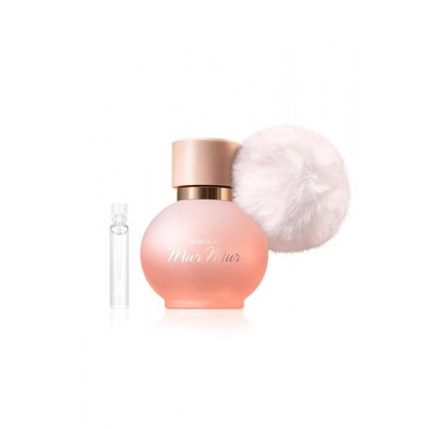 Пробник парфюмерной воды для женщин «Mur Mur» Faberlic