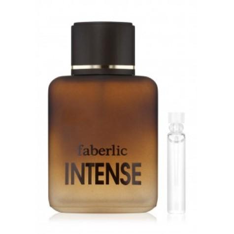 Пробник туалетной воды для мужчин «INTENSE» Faberlic