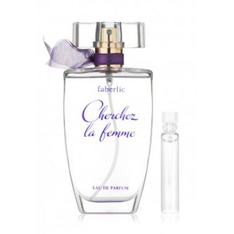 Пробник парфюмерной воды для женщин «Cherchez la femme» Faberlic