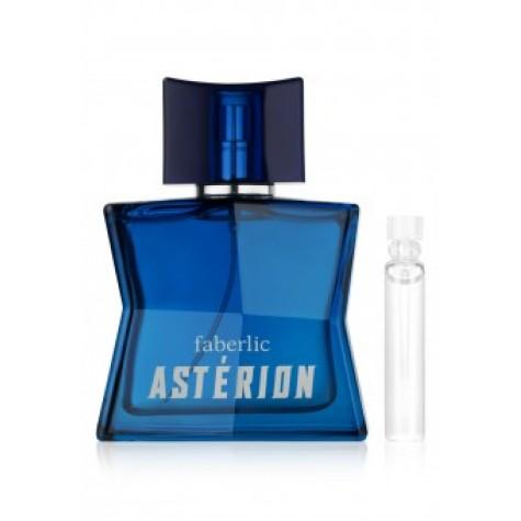 Пробник туалетной воды для мужчин «ASTERION» Faberlic