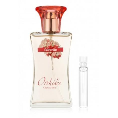 Пробник туалетной воды для женщин «Orchidee» Faberlic
